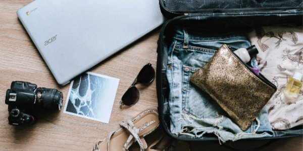 Books That Will Help You Pack Like A Minimalist: Maximize Your Carry-On Luggage Space