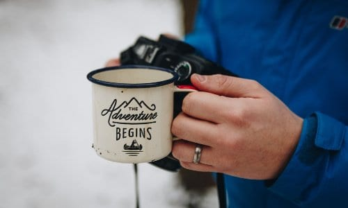Give your hiker a statement item that will share their love of adventure with those they meet.