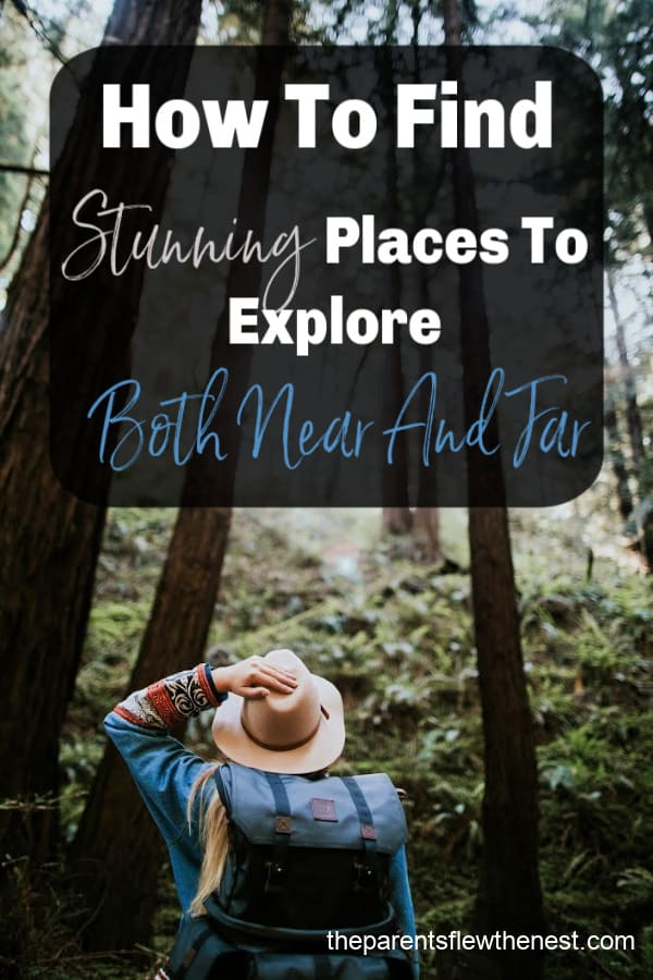 Find your next adventure using these travel tips. #explore #adventure #travel #wanderlust #roadtrip #placestovisit