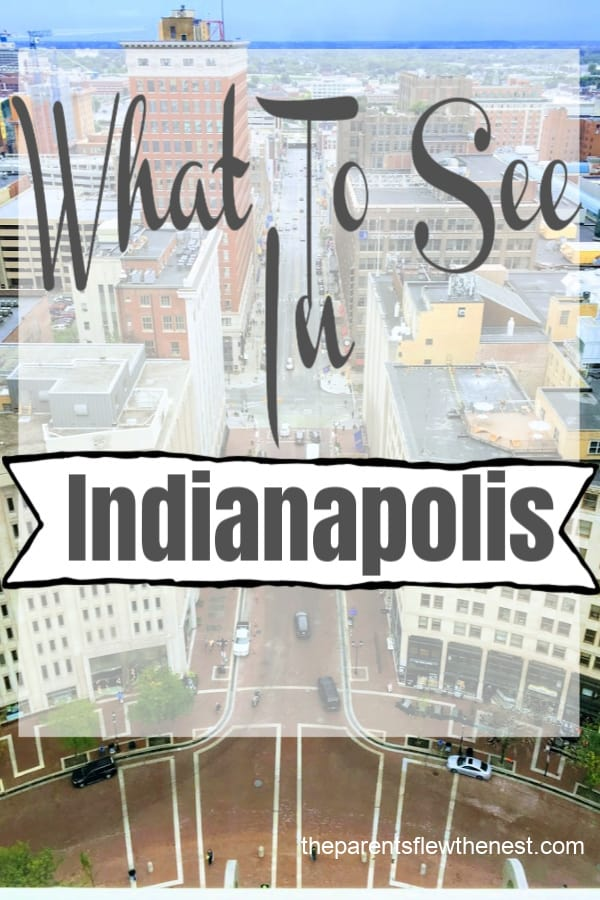 A few different things to see on a day trip to Indianapolis. #Indiana #Indy #Indianapolis #travelindy