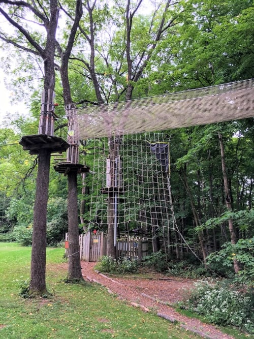 Go Ape, Eagle Creek Park, Indianapolis