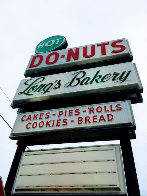 Long's Bakery--a must stop on a day trip to Indianapolis.