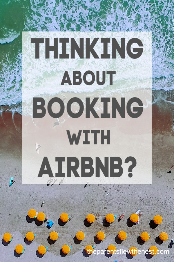 Thinking about booking with Airbnb? Checkout this review. #airbnb #travelaccomodation #airbnbguest