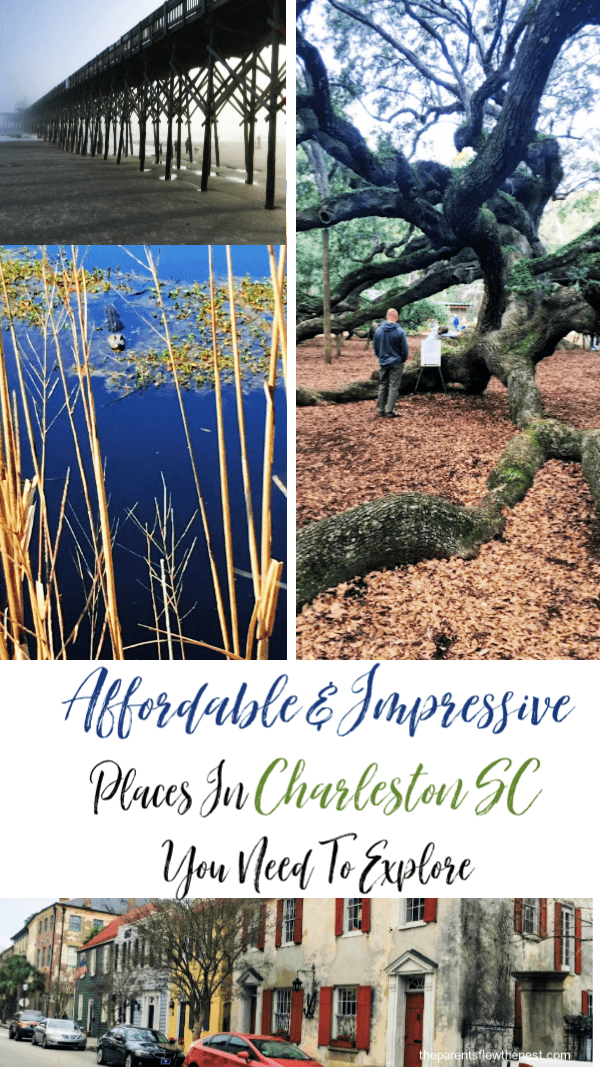 Affordable & Impressive Places In Charleston, SC You Need To Explore