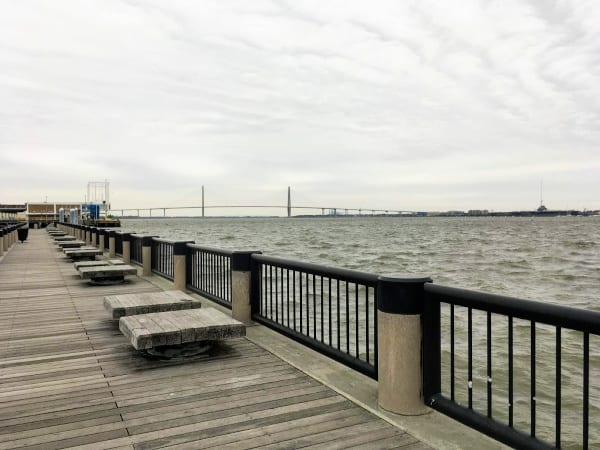 Places In Charleston, SC You Need To Explore: Waterfront Park
