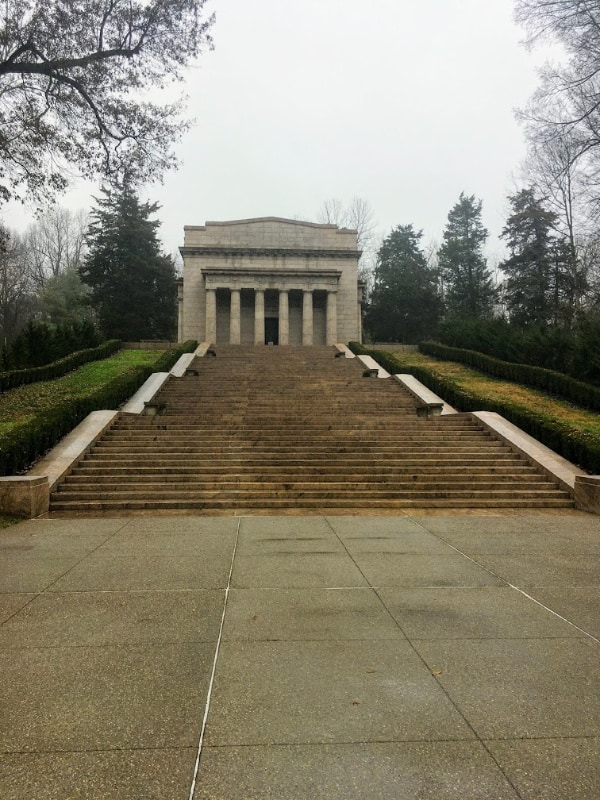 Abraham Lincoln Birthplace National Historical Park, Hodgenville, KY.