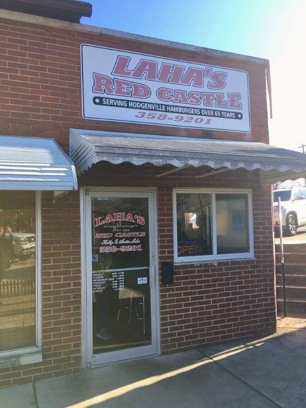 Laha's Red Castle Hamburgers, Hodgenville, KY.
