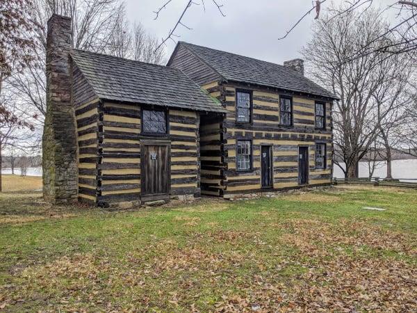 Lincoln Heritage House, Elizabethtown, KY.