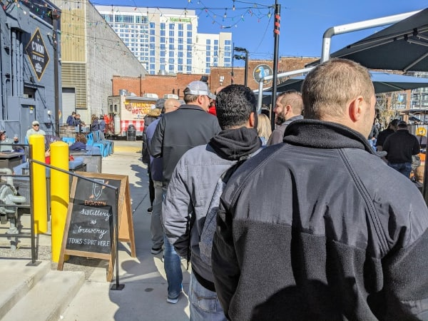 Prince's Hot Chicken Shack: Food Truck Location