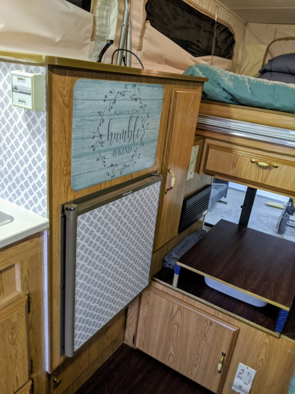 How To Keep A RV Renovation Affordable & Simple: Check Out The Dollar Store