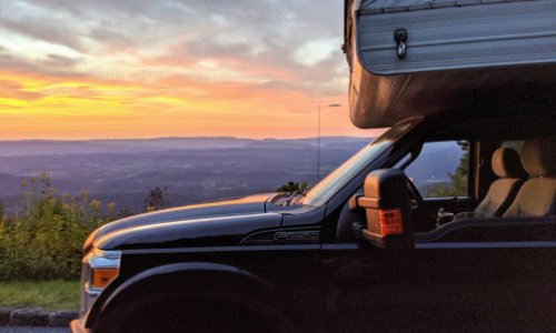 Pay less to fuel your truck for your next camping trip with these apps.