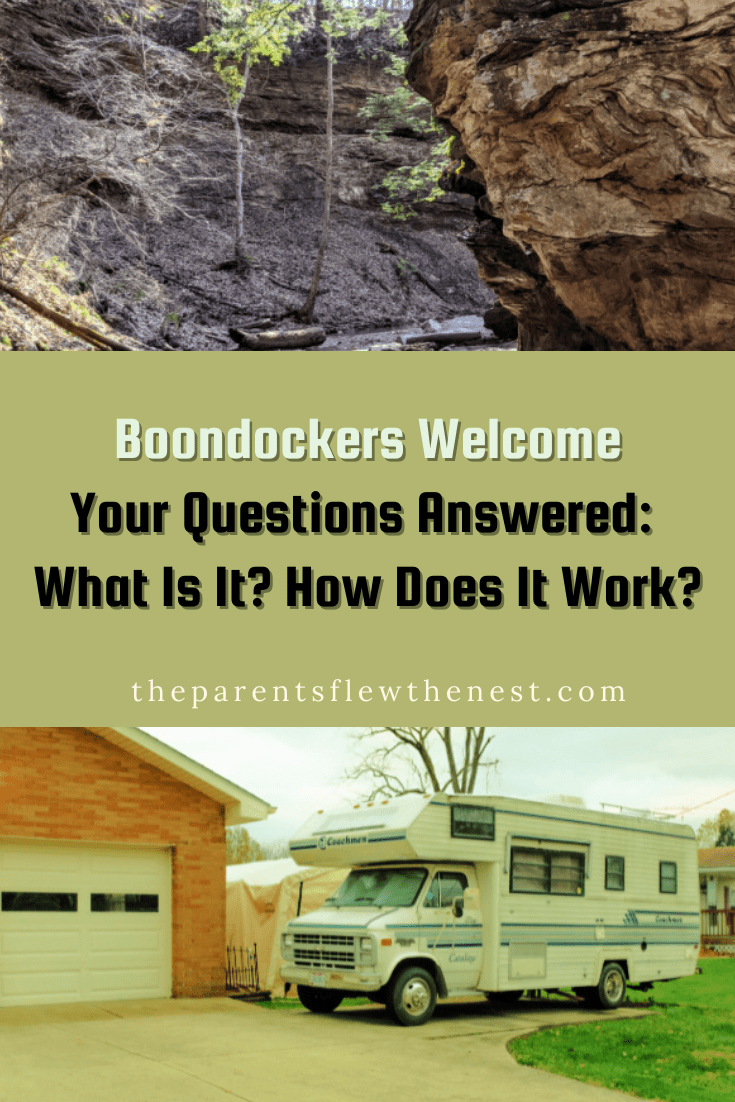 Boondockers Welcome--Your Questions Answered: What Is It? How Does It Work?