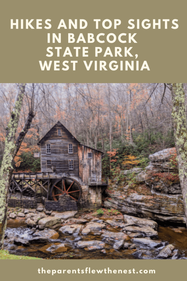 Hikes And Top Sights In Babcock State Park, West Virginia