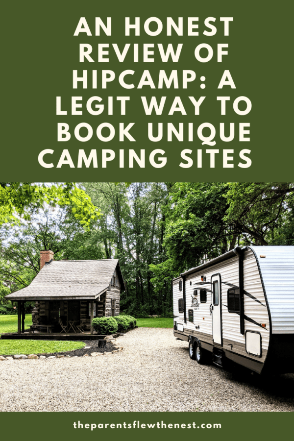 An Honest Review Of Hipcamp: A Legit Way To Book Unique Camping Sites